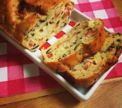 Cake-provencal-chevre