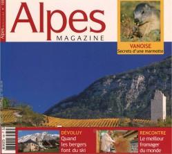 alpes-magazine-in-caseus-veritas-meilleur-fromager-du-monde-couverture