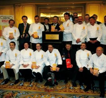 Les lauréats du palmarès du guide Pudlo 2008