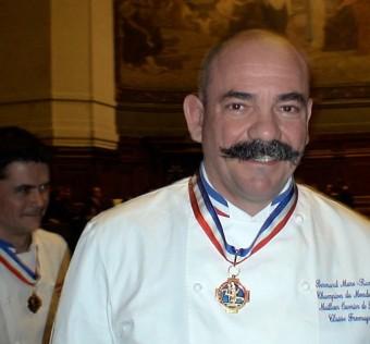 Remise des médailles des Meilleurs Ouvriers de France à l'Elysée