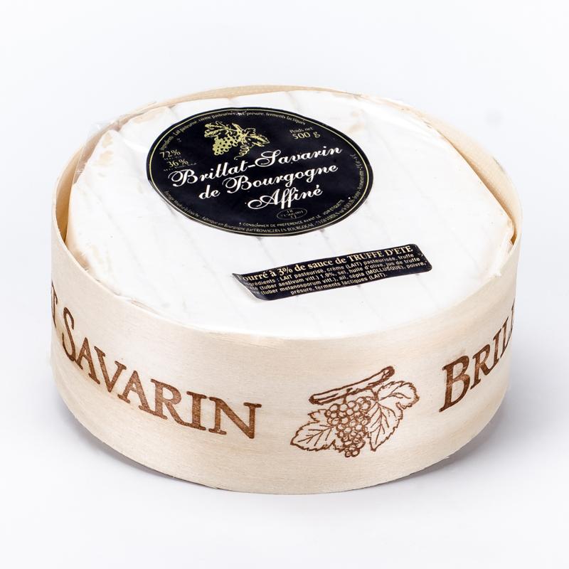 Fromagerie les alpages brillat savarin la truffe - Culture de la truffe ...