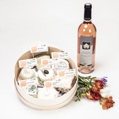 plateau-fromage-ete-rosé-apero-aperitif